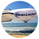 dirigible tripulado budlight